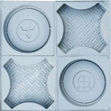 Пластиковые формы «Авто эмблемы»/л