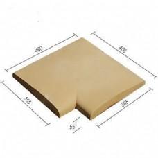 Пластиковые формы «бордюр для бассейна угловой»