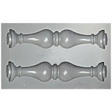 Пластиковые формы «Симметричные балясины»/л