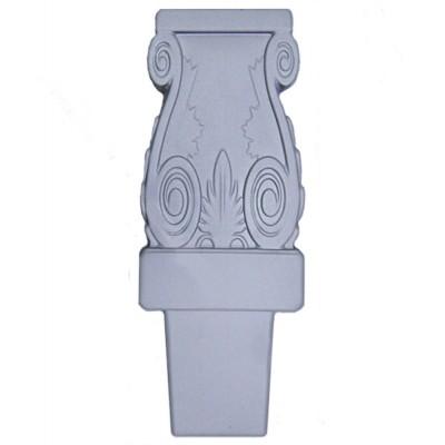 Пластиковые формы «Вкапываемой скамейки без спинки»/л