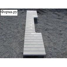 Плита мощения «Классическая» Элемент №15