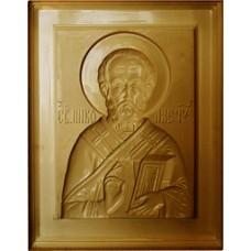 Пластиковые формы Икона «Николай Чудотворец»