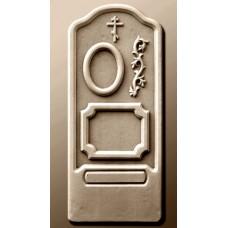 Пластиковые формы «Памятник №004»