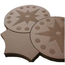 Пластиковые формы ТП серия «Бетонопаркет» «Коло К-1»