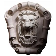 Пластиковые формы «Лев с картушем»