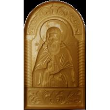 Пластиковые формы Икона Икона «Сергий Радонежский»