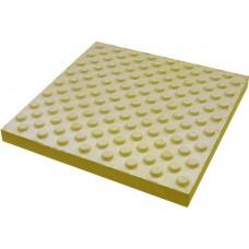 Пластиковые формы ТП «Тактильная плитка «СТОП» 300х300»