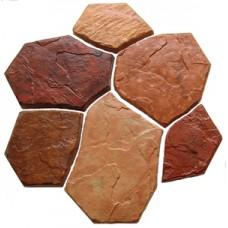 Пластиковые формы ТП «Каменная роза»