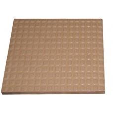 Пластиковые формы ТП «Тактильная плитка «ПРЕПЯТСТВИЕ» 500х500 »