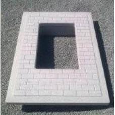 Пластиковые формы «Плита мощения «Классическая» Элемент №2