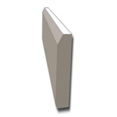 Пластиковые формы «Бордюр тонкий»