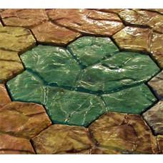 Пластиковые формы ТП «Каменная роза малая»