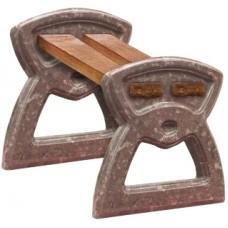 Пластиковые формы «Скамейка №4»