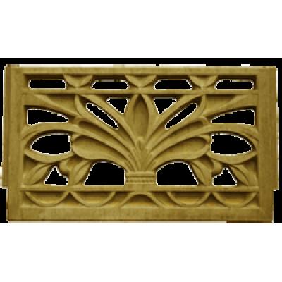 Пластиковые формы «Ритуальный бордюр №3»