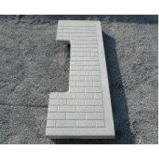Пластиковые формы «Плита мощения «Классическая» Элемент №5