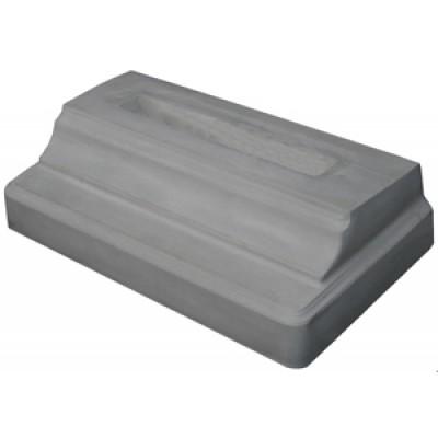 Пластиковые формы «Каблук №1»