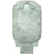 Пластиковые формы «Памятник №009 «Венок»