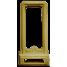 Пластиковые формы «Цветник с каблуком»