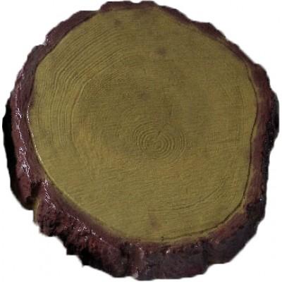Пластиковые формы ТП серия «Дерево» «Древесный спил большой ДС-1»