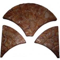 Пластиковые формы ТП «Веер»