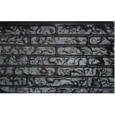 Пластиковые формы «Бордюр Кирпичик»