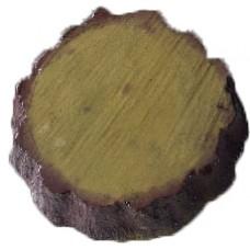 Пластиковые формы ТП серия «Дерево» «Древесный спил малый ДС-3»