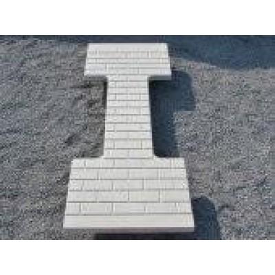 Пластиковые формы «Плита мощения «Классическая» Элемент №14