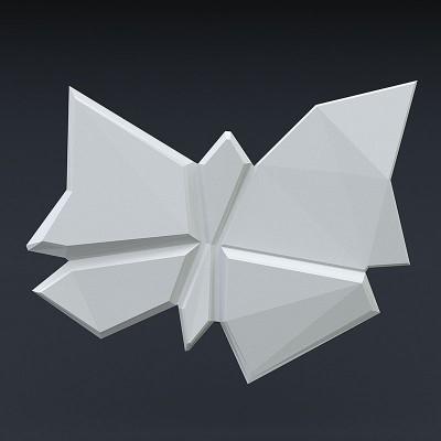 Пластиковые формы 3D «БАБОЧКА»