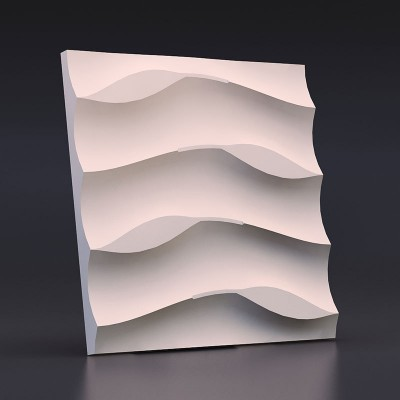 Пластиковые формы 3D «ЛИСТЬЯ НА ПЕСКЕ »