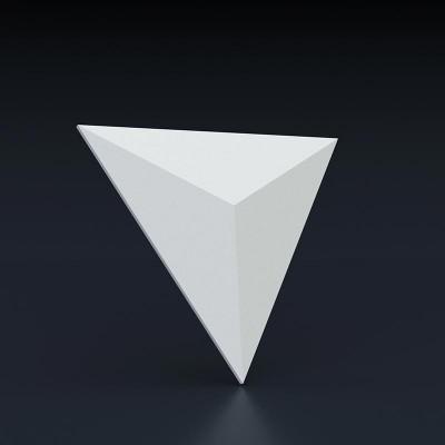 Пластиковые формы 3D «ТРЕУГОЛЬНИК»