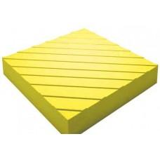 Пластиковые формы ТП «Тактильная плитка «НАПРАВЛЕНИЕ ЛЕВО И ПРАВО» 400х400 »
