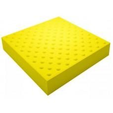 Пластиковые формы ТП «Тактильная плитка «СТОП» 400 х 400»