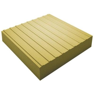 Пластиковые формы ТП «Тактильная плитка 400х400 ДВИЖЕНИЕ ПРЯМО»