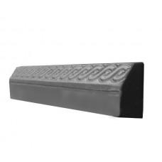 Пластиковые формы  «Фасадного бордюра «КОСИЧКА»/л