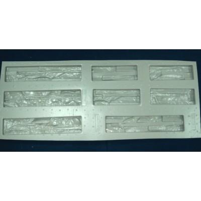 Пластиковые формы ДК ФП «Сланец №4»/л