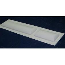 Пластиковые формы ДК ФП «Полукруглый кирпич»