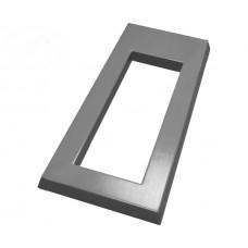 Пластиковые формы «Фундаментная плита под памятник №1 (сухарь)»
